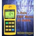 TM 192D Miernik 3-osiowy pola elektromagnetycznego