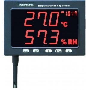 TM 185D Termohigrometr z rejestracją danych