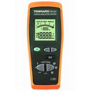 Cyfrowy miernik rezystancji izolacji TM 507