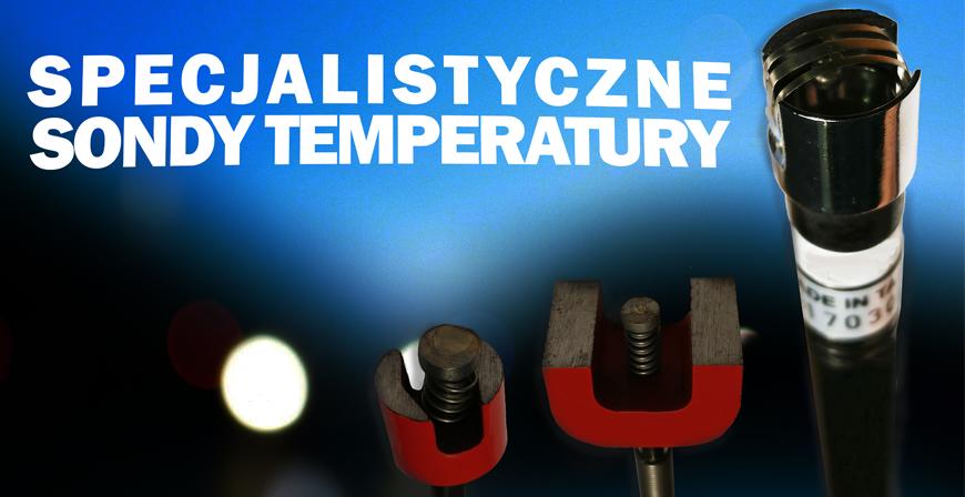 Sondy temperatury